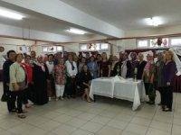 Tepebaşı Barbaros İlkokulu'nda El Sanatları ve Ev Tekstili Sergisi