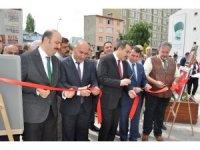 Kars'ta Ruh Sağlığı Merkezi'nin dönem sonu sergisinin açılışı yapıldı