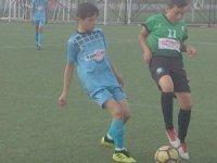 Kayseri U-13 Ligi yarı final müsabakası