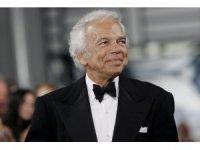 Ünlü modacı Ralph Lauren fahri şövalyelik aldı