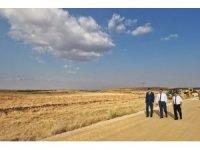 Kilis Valisi Soytürk, köy yollarını inceledi