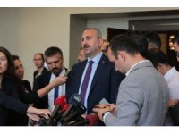 """Adalet Bakanı Gül: """"Hak ettikleri cezayı aldılar"""""""
