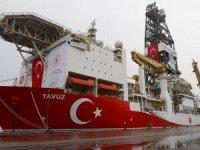 Yavuz sondaj için Akdeniz'e açıldı