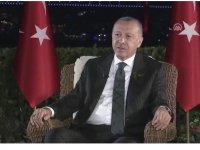 Erdoğan'ın TRT spikerine yanıtı sosyal medyada gündem oldu