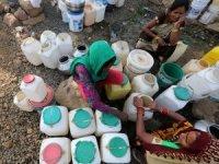 Hindistan su kriziyle boğuşuyor