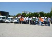 Söke Belediyesi araç filosunu güçlendiyoyor