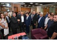 Mobilya Dernekleri Federasyonu (MOSFED) Kayseri OSB Ziyareti