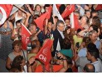 """Arslan """"Kazanan demokrasimiz ve milletimizin iradesi olmuştur"""""""