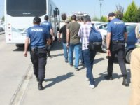 FETO'dan gözaltına alınan 13 kişiden 6'sı tutuklandı