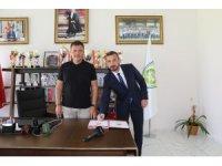 Manisa Büyükşehir Belediyespor'da İlker Püren dönemi başladı
