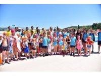 Bilecik'te yaz spor okulları açıldı
