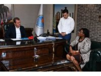 Tanzanya, Mersin ile ilişkilerini güçlendirmek istiyor