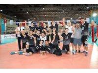 Yıldız Erkeklerde Türkiye Şampiyonu 'Ziraat Bankası'