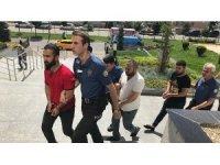 Kadın polislere sözlü taciz olayında şüpheliler serbest kaldı