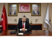 """Aksu: """"AK Parti birliğin, beraberliğin ve kardeşliğin partisidir"""""""