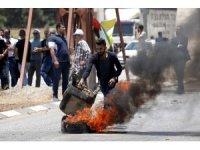 Bahreyn'deki çalıştaya karşı Batı Şeria'da protesto