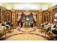 ABD Dışişleri Bakanı Pompeo, Prens Selman ile görüştü