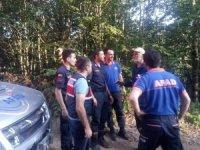 Mantar toplarken kaybolan 2 kişiyi ekipler kurtardı