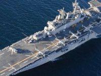 İRAN- ABD gerilimi... Amerıkan donanma gemisi Ortadoğu'ya ulaştı