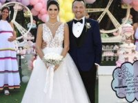 Nazlı Kurbanzade'nin baby shower'ı...