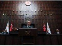 """Cumhurbaşkanı Erdoğan: """"İstanbul halkının kararı başımızın üstünde"""""""