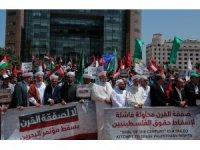 Filistinli mülteciden ABD'nin 'Yüzyılın Anlaşması'na tepki