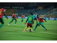 Kamerun galibiyetle başladı