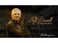 Galatasaray, ölümünün 12. yıl dönümünde Jupp Derwall'i unutmadı