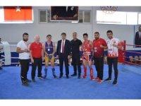 Muaythai Şampiyonası Sona Erdi