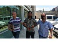Samsun'da parkta kuzenini vuran şahıs yakalandı