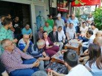 Hürriyet, Cedit'te vatandaşlarla buluştu
