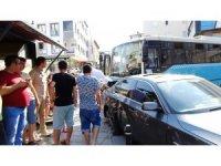 Tuzla'da feci kaza: 10 yaralı