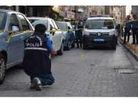 İş yerine pompalı tüfekli saldırıda müşteri yaralandı