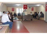 Otlukbeli'de köy toplantısı gerçekleştirildi