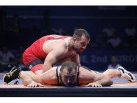 Avrupa Oyunları'nda madalya sayısı 5'e çıktı
