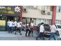 Kocaeli'de büfelerden 152 bin TL'lik vurgun yapan hırsızlar tutuklandı