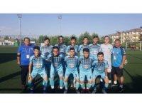 Atletikspor U16 takımı fırsat tepti