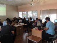 Şaphane'de ofis programı eğitimi