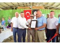 Antalya'da 3'üncü Hastalıktan Ari İşletmesi açıldı