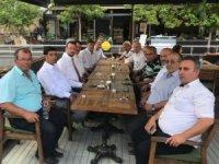 Muhtarlardan Aloğlu'na ziyaret
