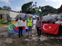 TİKA'dan Afrika ülkesi Komorlar'da çiftçilere destek