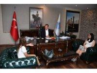 Mersin Büyükşehir Belediyesi ve Baro sokak hayvanları için bir araya geldi