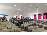 Hisarcık'ta, 'Çocuğa yönelik ihmal ve istismarın önlenmesi' eğitimi