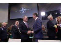 Bakan Akar NATO Savunma Bakanları Toplantısı'nda