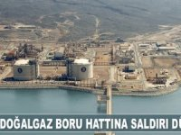 Yemen'de doğalgaz boru hattına saldırı düzenlendi