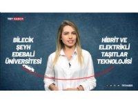 TRT Haber Şeyh Edebali Üniversitesi'ni örnek gösterdi