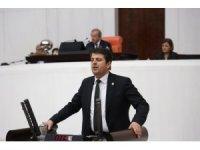 Milletvekili Tutdere Narince'nin su sorununu meclise taşıdı
