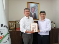 Rektör Taş'tan Başkan Suer'e ziyaret