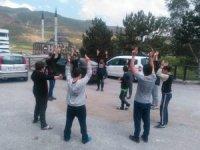 Erciyes Gençlik Kampları ile güzel