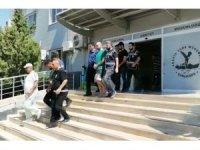 Çeşitli suçlardan aranan 7 kişi yakalandı